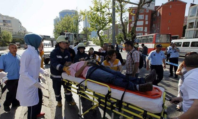 Wybuch w Turcji. Są ranni