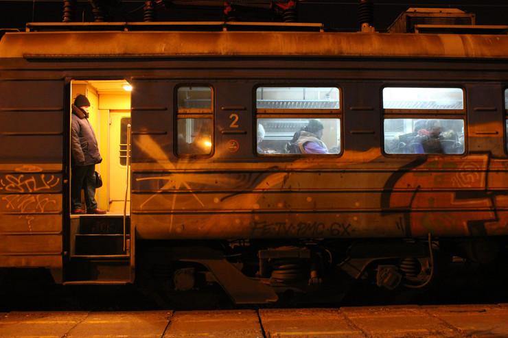 BG voz štrajk