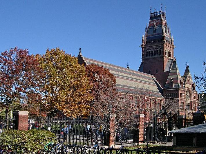 1. Harvard University (USA) - 100 punktów
