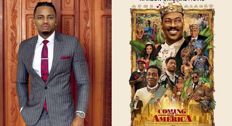 "Diamond among African star featured in Coming 2 America ""Rhythms of Zamunda"