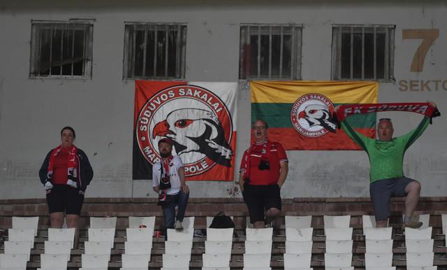 Svi navijači Suduve u Beogradu na jednoj slici