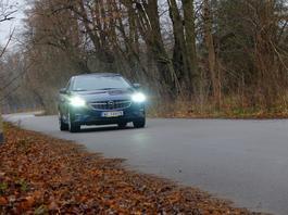 Opel Insignia - jeździ lepiej, niż się spodziewasz