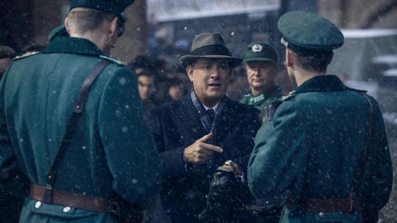 Spielberg nie mógł do tej roli znaleźć lepszego aktora niż Tom Hanks