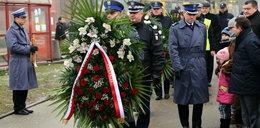 Uczcili pamięć policjanta