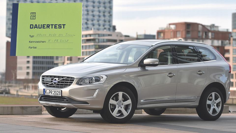Test 100 Tys Km Volvo Xc60 D4 Summum Fwd Może świecić Przykładem
