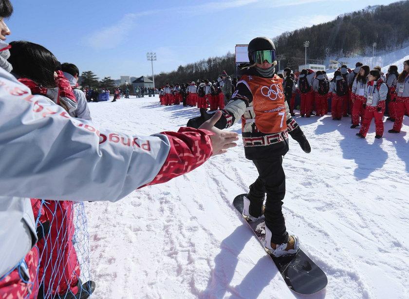Groźny wypadek przed igrzyskami. Snowboardzistka trafiła do szpitala