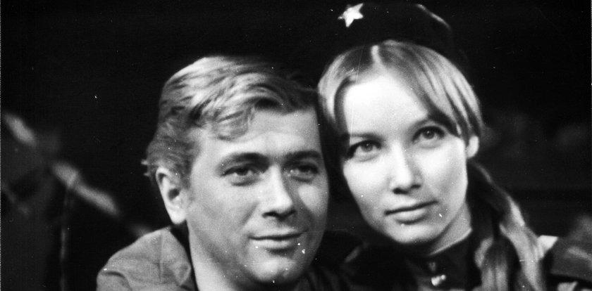 """Pola Raksa skończyła 80 lat. Czego życzą jej gwiazdy """"Czterech pancernych""""?"""