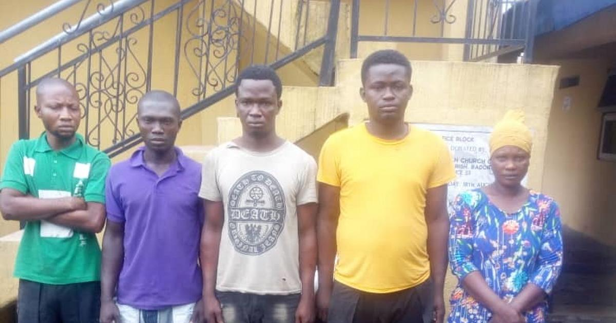 Police arrest 5 over murder of man falsely accused of theft - Pulse Nigeria