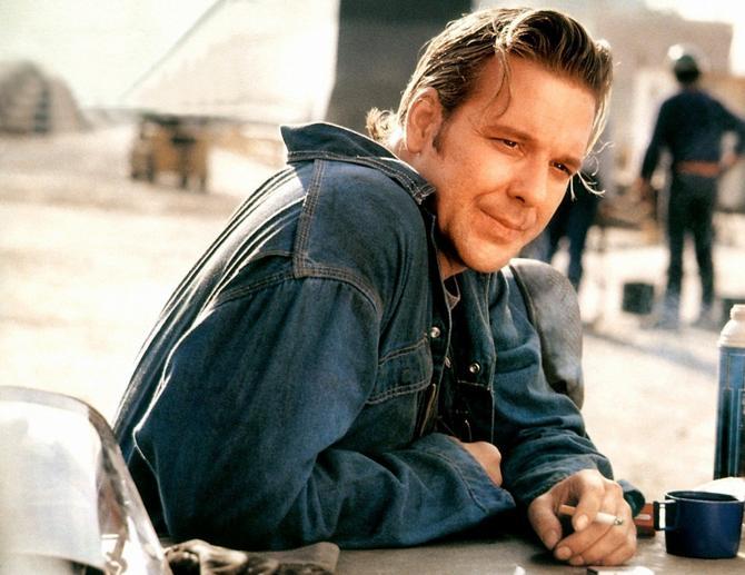 Miki Rurk 1989. u filmu Lepi Džoni