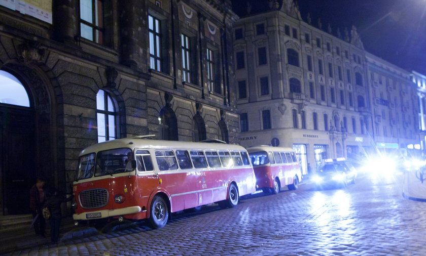 noc muzeów poznań