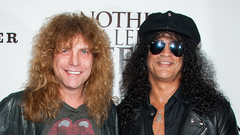 Steven Adler i Slash