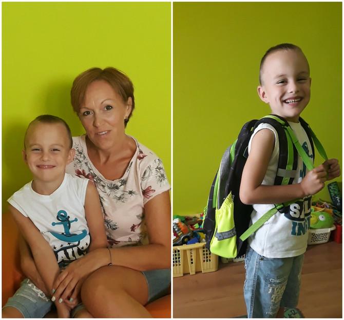 Svetlana je preponosna na sina Luku