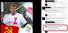 """Za """"żart"""" na FB wyleciał z partii, a do domu wpadła mu policja"""
