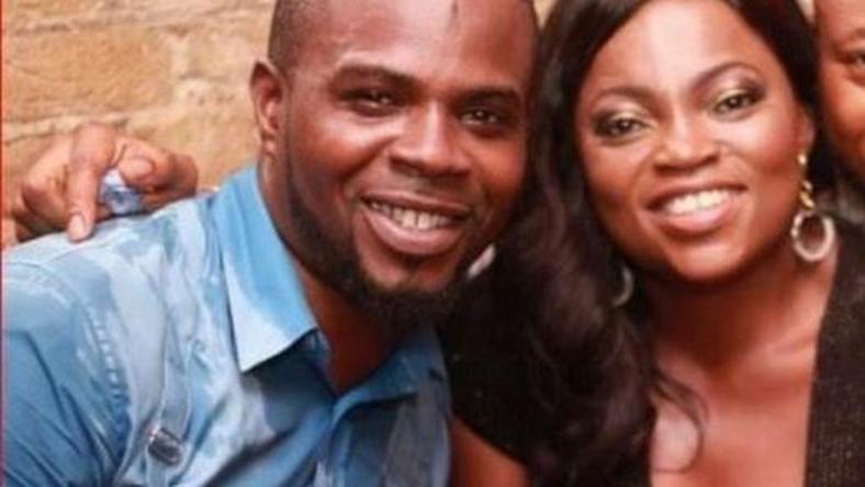 JJC Skillz and Funke Akindele