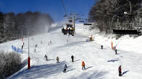 Stacja narciarska Dwie Doliny Muszyna-Wierchomla gotowa do zimy