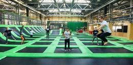 To będzie największy park trampolin