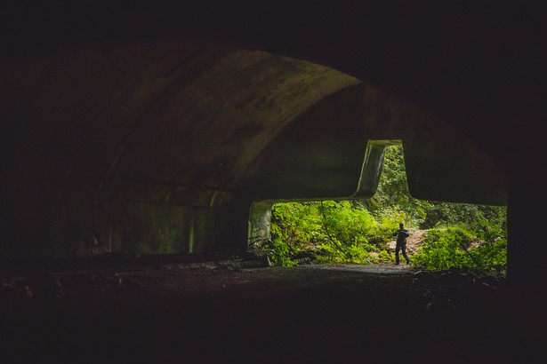 Opuszczona baza myśliwców - Zeljava, Chorwacja