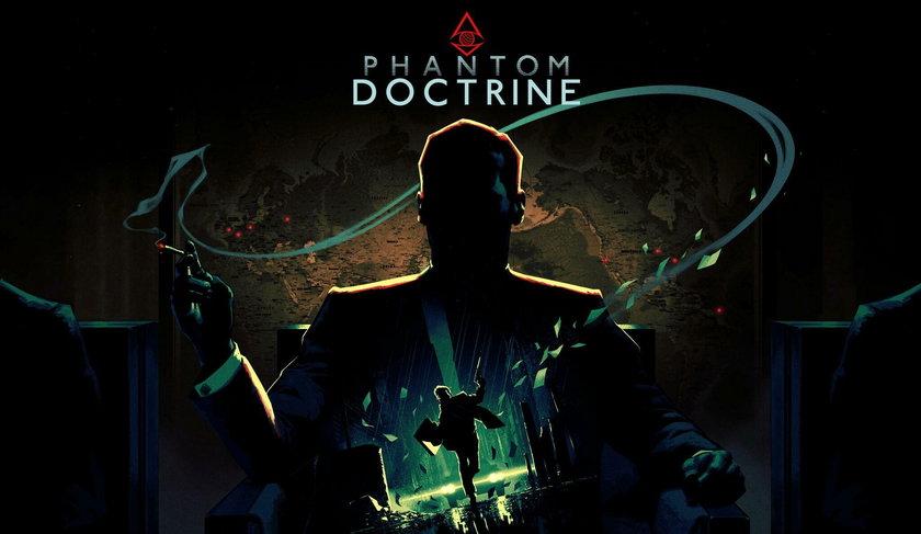 Phantom Doctrine już 14 sierpnia!
