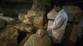 Egipt: Archeolodzy odkryli cmentarz z czasów ptolemejskich