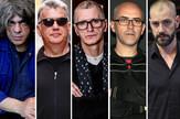 Dušan Kojić Koja, Zoran Kostić Cane, Srđan Gojković Gile, Dejan Vučetić Vuča, Vasil Hadžimanov