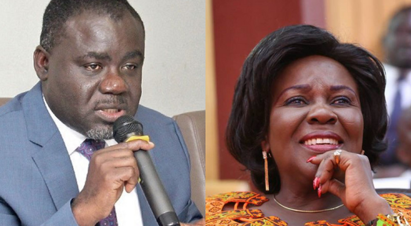 Kwaku Asiamah, Cecilia Dapaah face vetting committee today