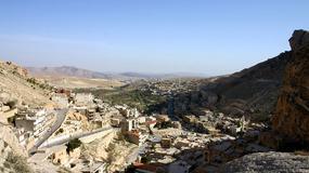 Syria: odkryto skalne groby i ołtarze