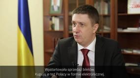 Wicepremier Ukrainy zabrał głos w sprawie Eurowizji 2017