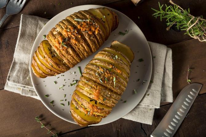 Hrskavom haselbak krompiru malo ko može da odoli