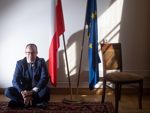 Adam Bodnar, Fot. Maksymilian Rigamonti