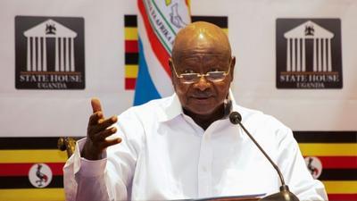 Uganda records first COVID-19 death