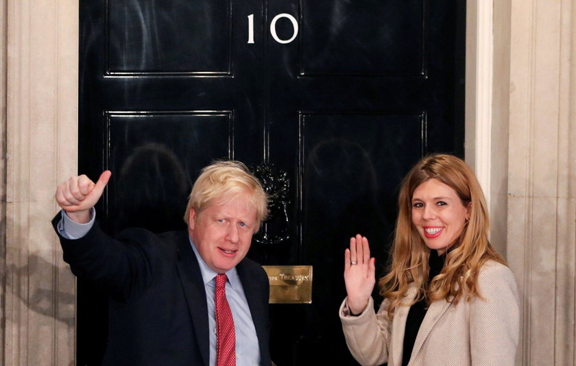 Boris Johnson został ojcem
