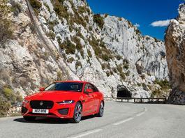 Jaguar XE – groźne spojrzenie - TEST