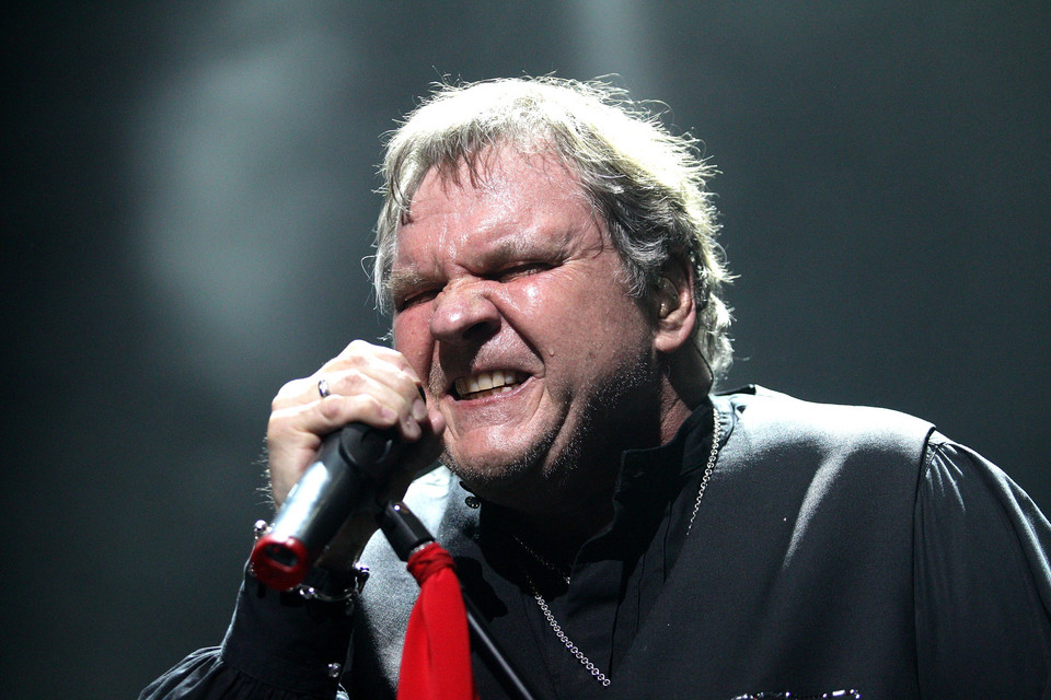 Meat Loaf (fot. Getty Images)