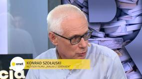 """Konrad Szołajski w """"Rezerwacji"""": ja muszę wierzyć moim bohaterom"""