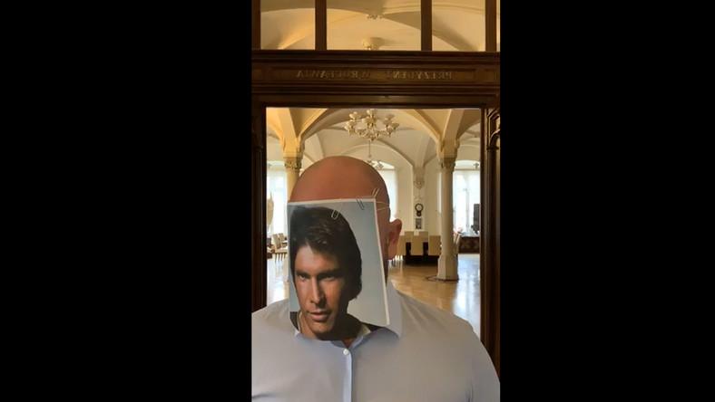 Jacek Sutryk jako Han Solo