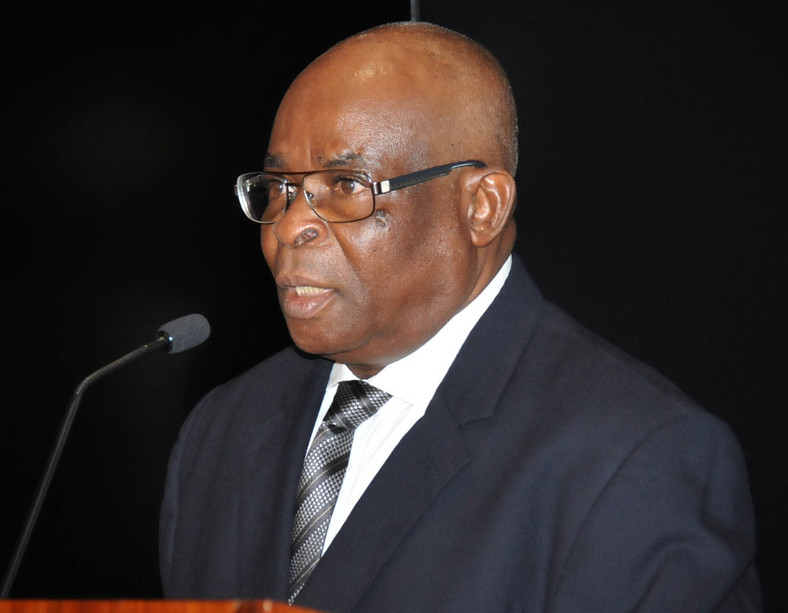 Justice Walter Onnoghen was suspended by Buhari for alleged corrupt activities (Guardian)