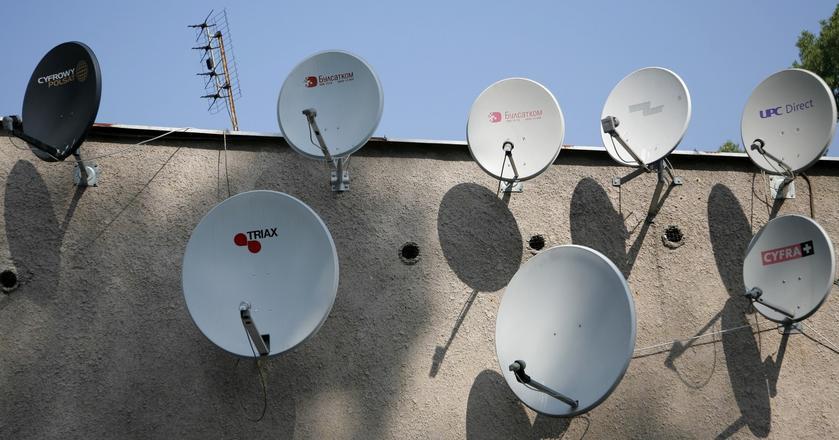 Z oferty kablówek i platform satelitarnych korzysta ok. 66 proc. gospodarstw domowych w Polsce