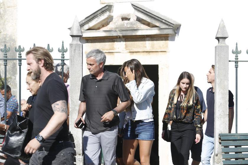 Pogrzeb Felixa Mourinho