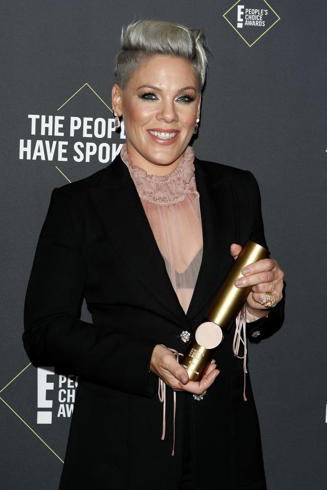 People's Choice Awards 2019: Pink