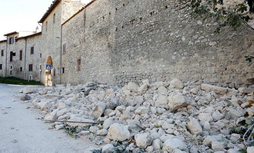40 tys. ludzi straciło domy w wyniku trzęsienia ziemi we Włoszech