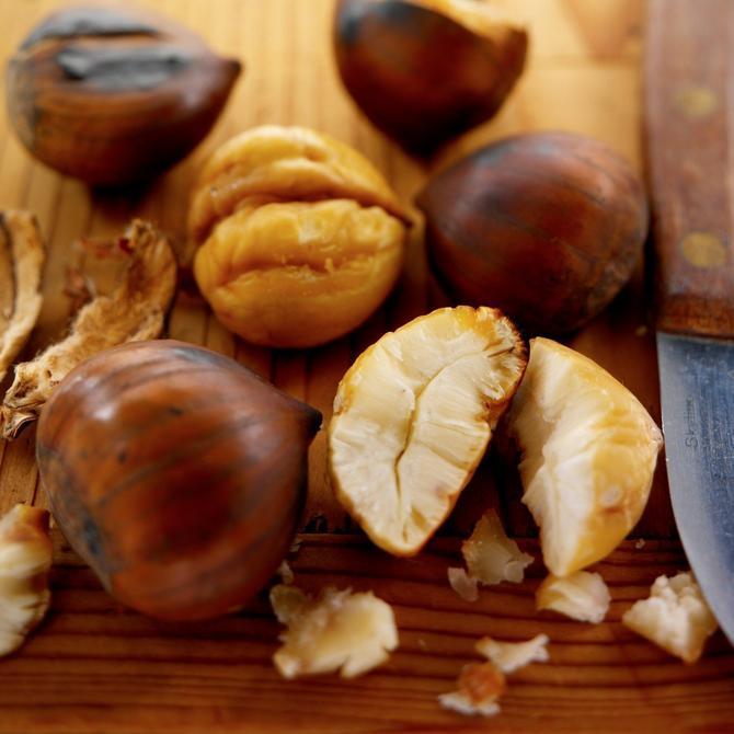 Od kestena se pravi i brašno, koje ne sadrži gluten