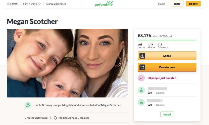 27-latka udawała, że ma raka. Wyłudziła ogromną sumę