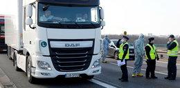 Gigantyczne kolejki na polskich granicach. Kierowcy czekają nawet 30 godzin