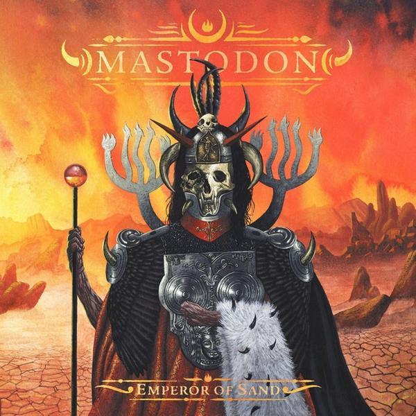 "MASTODON – ""Emperor Of Sand"""