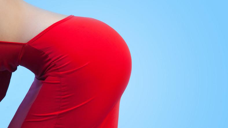 Seksowna pupa kobiety