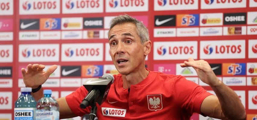 Paulo Sousa zaskoczył składem na San Marino! Są niespodzianki
