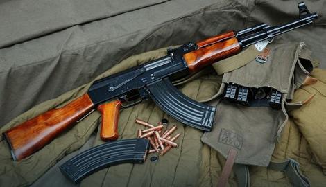 Kalašnikov, АК-47