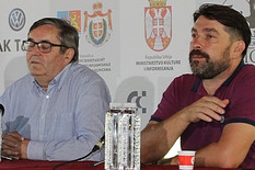 Nenad Dukić, Radoslav Zelenović i Miroslav Mogorović