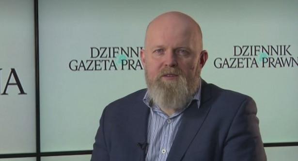 Grzegorz Osiecki otrzymał Grand Press Economy, nagrodę specjalną Grand Press 2019