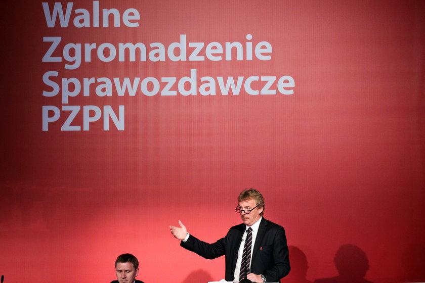 Zbigniew Boniek chwali się osiągnięciami związku